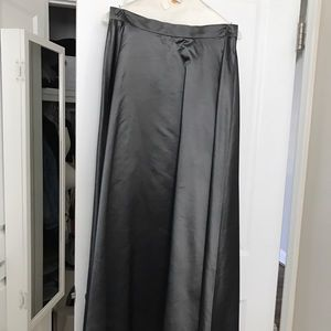 allison taylor Dresses & Skirts - Long Skirt charcoal color