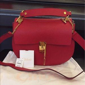 Chloe Handbags - 100% Auth Chloe Drew Medium bag