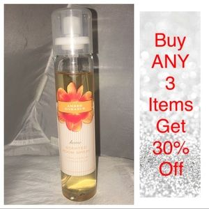 VS Amber Romance HOME Scented Room Spray LE