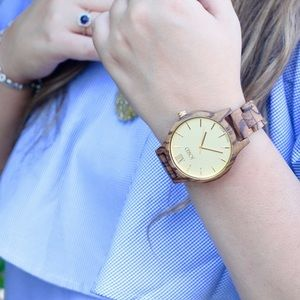 Accessories - JORD Wood Watches Watch!