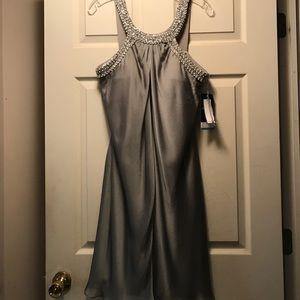 Brand New silver dress