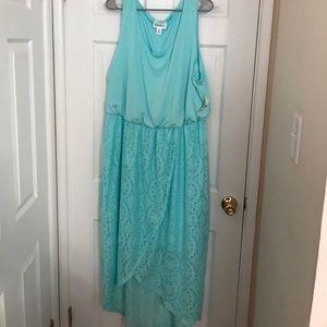 Plus Size Summer Dress