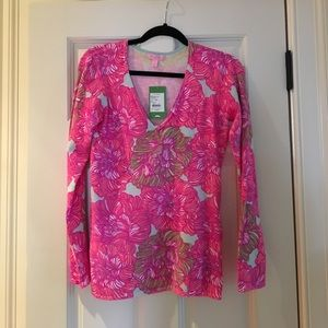 Lilly Pulitzer Adelaide Sweater -Worth It - NWT