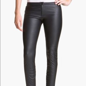 Theysken's Theory Pants - SALE! Theory Pittell Faux Leather Leggings