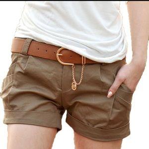 Gap military shorts