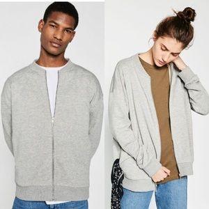 Zara Jackets & Blazers - Zara Unisex Knit Bomber