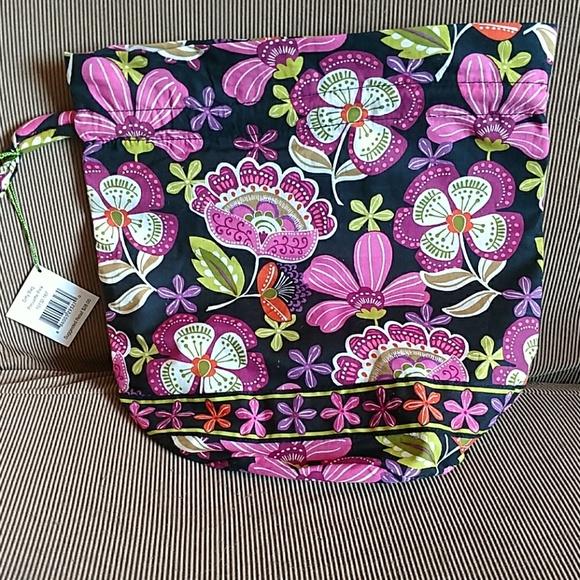 Vera Bradley Ditty Bag in Pirouette Pink 1e4e22d610f56