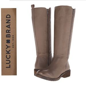 Lucky Brand Shoes - Lucky Brand Desdie Boots size 6