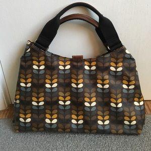 Orla Kiely Handbags - Near-perfect condition Orla Kiely multi-stem bag
