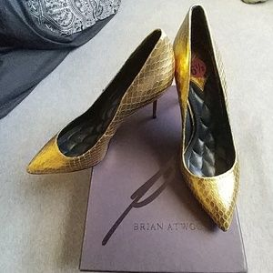 B Brian Atwood Shoes - HP🎉Brian Atwood Malika pointed toe heels size 6.5