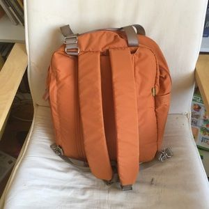 20d4c6d2975 Bebamour Bags - Bebamour Travel Backpack Diaper Bag Orange unisex