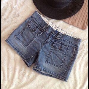 GAP Pants - GAP 1969 Limited Edition Mom Jean Shorts