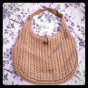 GAP Handbags - GAP lambswool knit shoulder bag