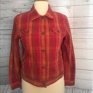 Eddie Bauer Jackets & Blazers - Eddie Bauer Women's Spring Stretch Cotton Jacket
