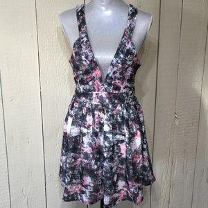 Millau Low cut dress
