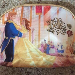 Disney Beauty and the Beast Makeup Bag