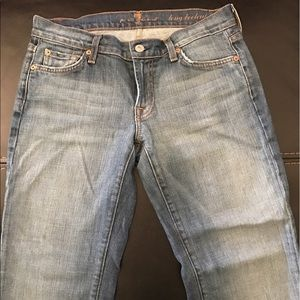 7 For All Mankind Denim - Seven for all mankind jeans