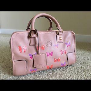 Loewe Handbags - Loewe Amazona Special Butterfly Limited Edition
