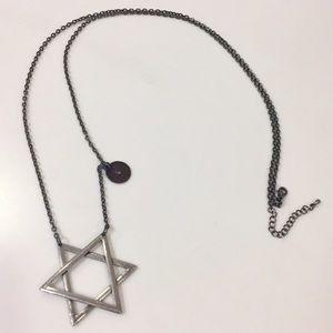 Jewelry - Star of David Necklace Jewish
