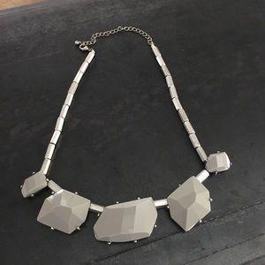 Jewelry - Geometric Resin Necklace