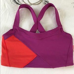 lululemon athletica Tops - Lululemon Kanto Catch Me Bra size 4