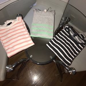 All 3 tops for $10!!