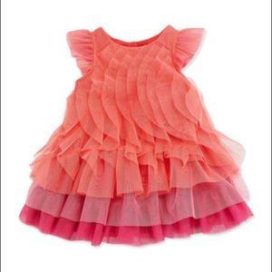 Catimini Other - Catimini Tiered Tulle Dress