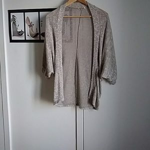 Other - Easy fit light cardigan