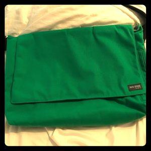 Jack Spade Other - Jack Spade Green Street Messenger/Laptop Bag