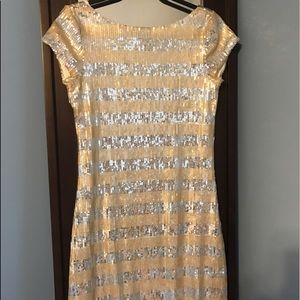 White House Black Market Dresses & Skirts - Price drop! 🎉 EUC- Sparkly & sexy party dress!