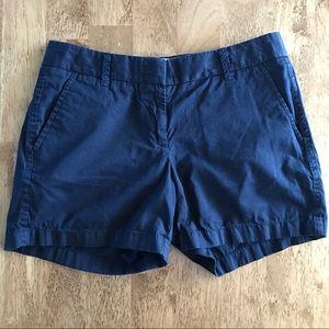 """J. Crew Factory Pants - Navy J Crew """"Broken-in Chino"""" Shorts"""
