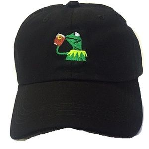 Other - Kermit the Frog Sippin Hat