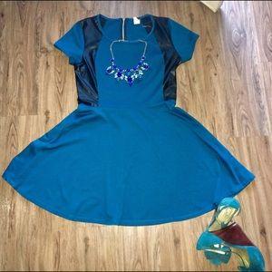 ALLOY Dresses & Skirts - Leather Dress