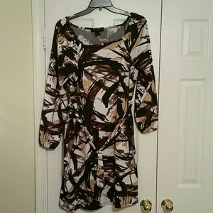 Ashley Stewart Dresses & Skirts - Printed Dress