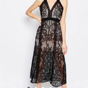 Alice McCall Dresses & Skirts - Alice McCall Wanderlust Black dress