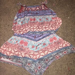 Other - Pattern Romper