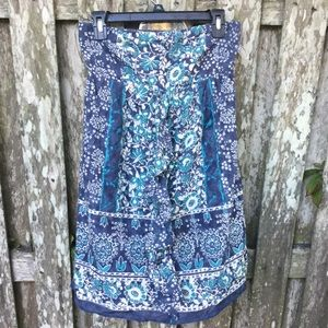 American Eagle Outfitters Dresses & Skirts - American Eagle outfitters strapless sundress