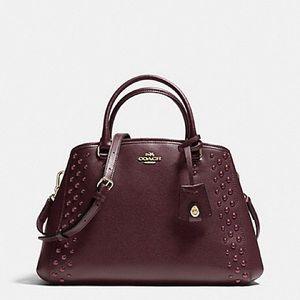 Coach Handbags - 🎉380 to 280 🎉Coach Studded Mini Margot