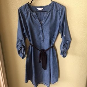 Dresses & Skirts - Denim flowy spring dress