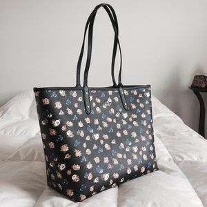Limited Edition Coach Reversible City Tote SALE