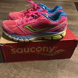 Saucony Shoes - Saucony Womens Guide 8 Running Shoe