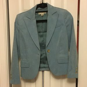Petite Sophisticate Jackets & Blazers - Petite Sophisticate Corduroy Blazer