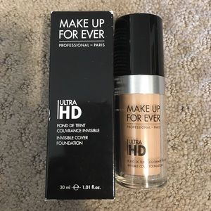Makeup Forever Other - NIB Make Up Forever Ultra HD Foundation - R250