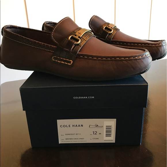 1a0f941f68f Cole Haan Somerset Venetian Bit Loafer