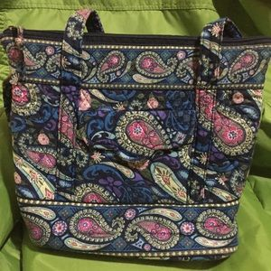 Handbags - New Quilted Paisley Bag