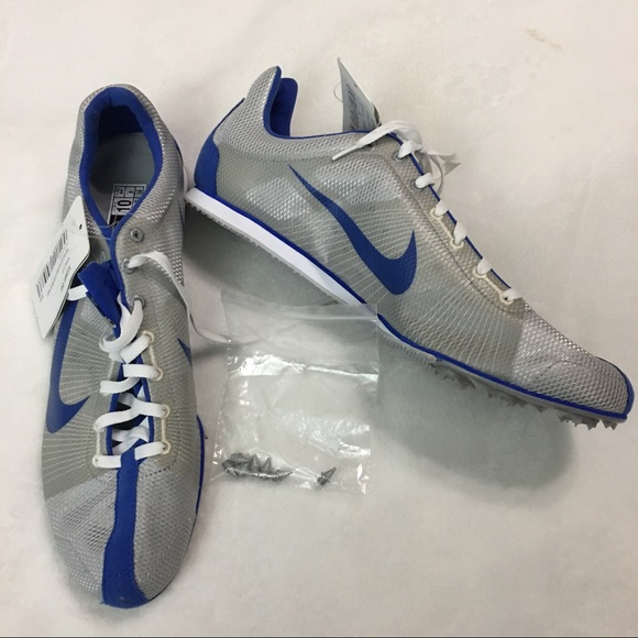 on sale c0246 13e4b Nike Zoom Rival D IV Track   Field Shoes Size 10