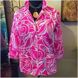 Lilly Pulitzer Tops - 30% OFF BUNDLES💗Lilly Pulitzer Button Down Blouse