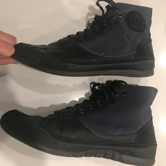 Kenneth Cole Reaction Other - Kenneth Cole Reaction Speed Ball hi top  sneakers 7f06df0fc