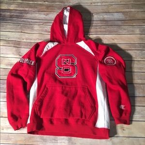 Colosseum Other - Colosseum Athletics NC State Hoodie, Large (16-18)