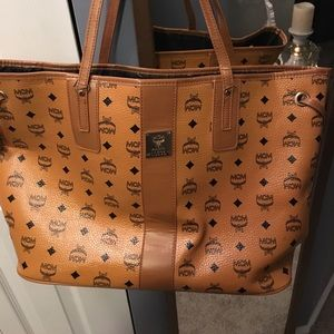 MCM Handbags - MCM large tote